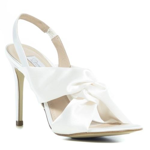 Sandália Noiva Glamour New white Salto Alto - 291D.10144