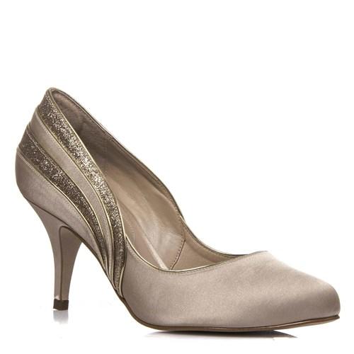 Sapato Feminino Festa Nude - RI5725