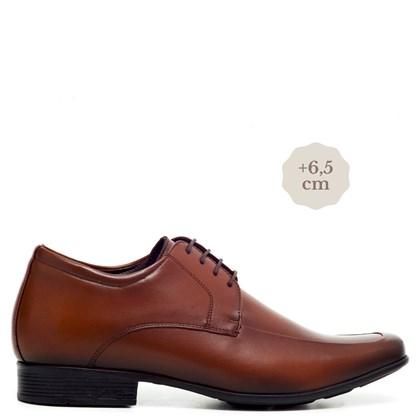 Sapato Masculino Social Noivo Pelica Cadarço - 19105
